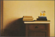 Wim Blom  Interior 2000 Oil on canvas 50 x 73 cm